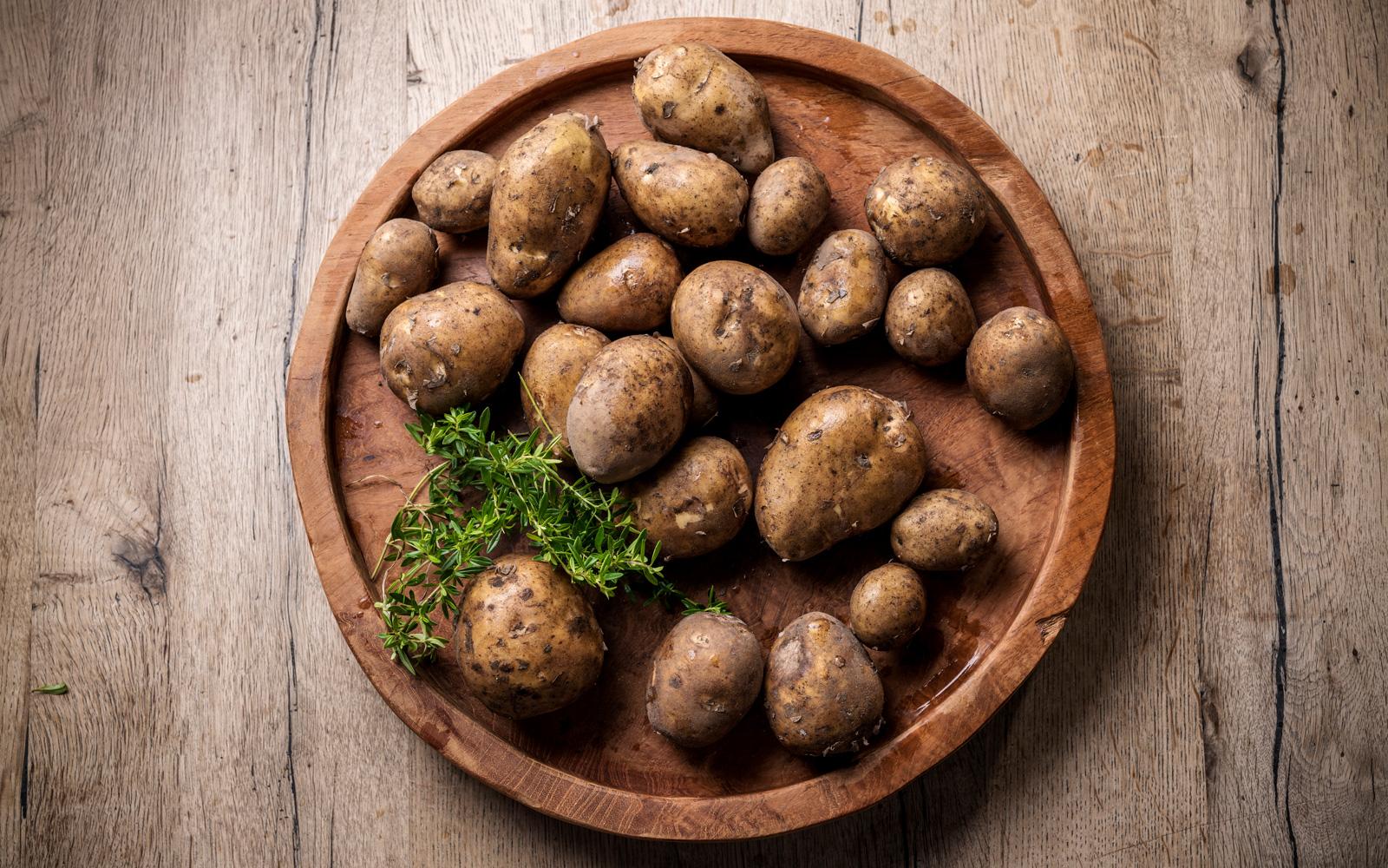 Kartoffeln - regionale Zutaten