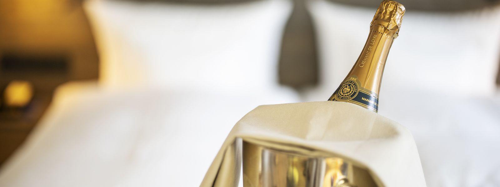 Gasthof Schütte - Champagner Offerte